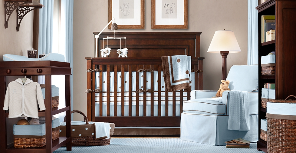 Baby Nursery Furniture on My Inspiration Pic But The Bedding And Furniture Are A Bit Different