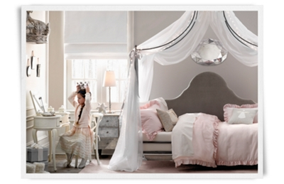 Princess Room - Baby & Child - Restoration Hardware