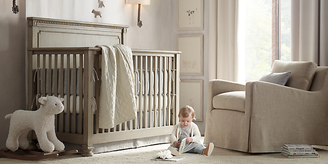 Neutral Nursery Collections Rh Baby Amp Child