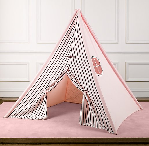 play tent - petal