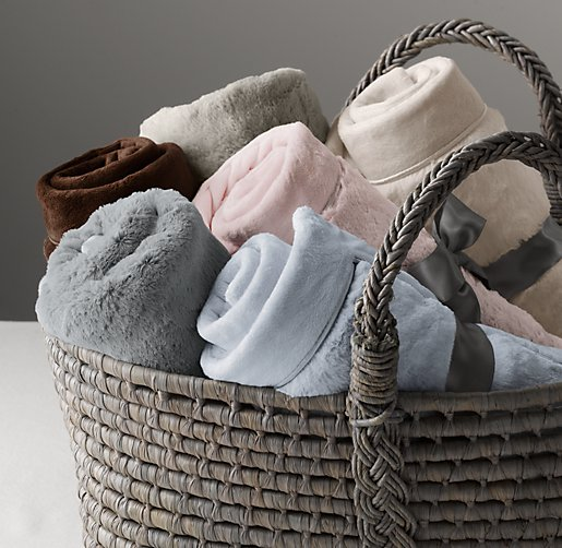 Cuddle Plush Stroller Blanket