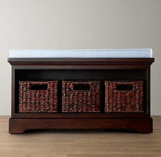Marlowe Storage Bench