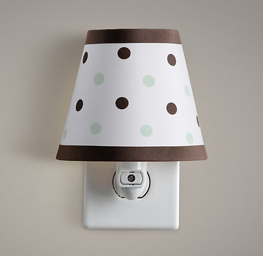 Polka Dot Nightlight