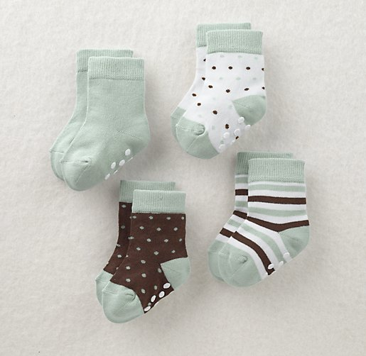 Classic Socks Set Of 4