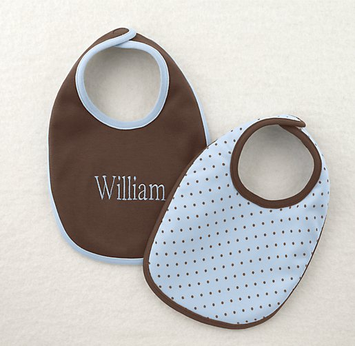 Classic Bibs Set of 2