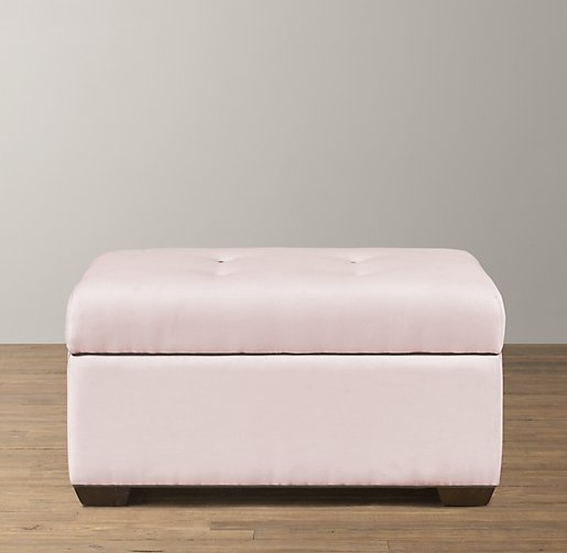 arden tufted chest