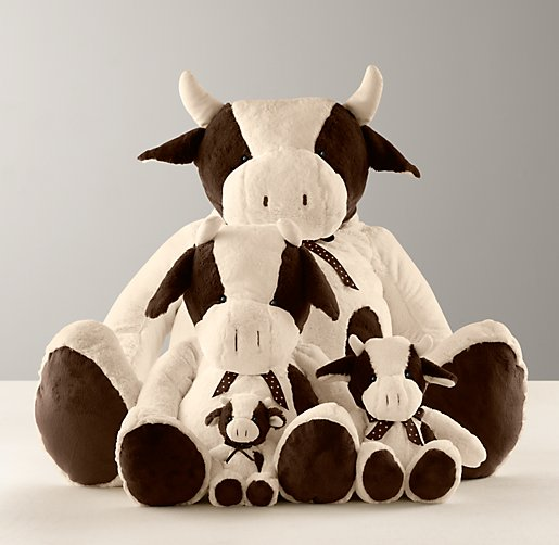 Cuddle Plush Cow