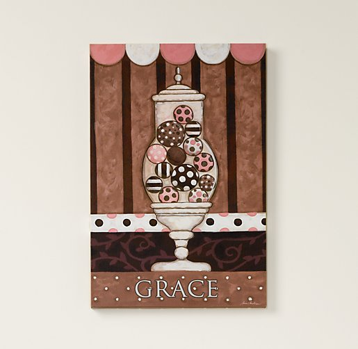 Sweet Treat Print - Candy - Personalized