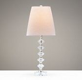 Devon Table Lamp Clear