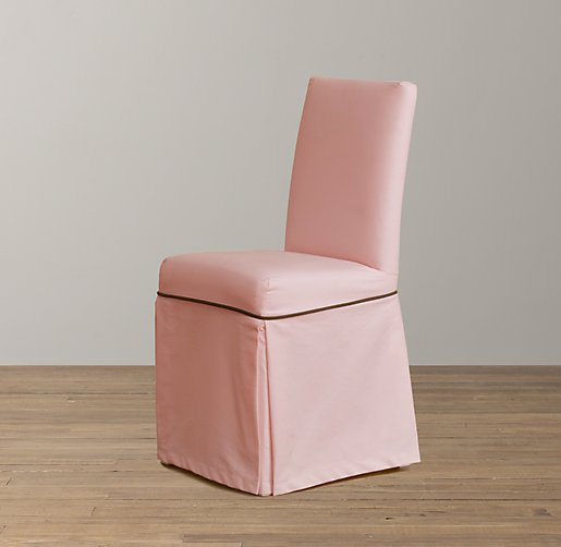 Asher Slipcovered Chair