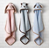Animal Hooded Towel - Child