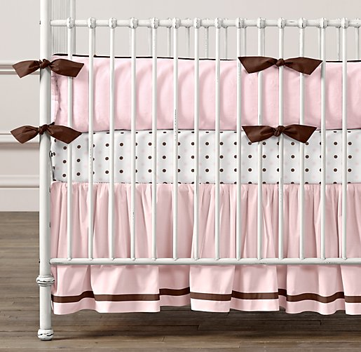 Cuddle Plush Three-Piece Crib Bedding Set