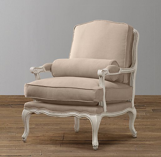 Mini French Salon Chair