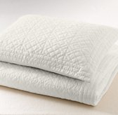 Heirloom Quilted Voile Sham