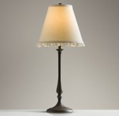 Candlestick Table Lamp Iron