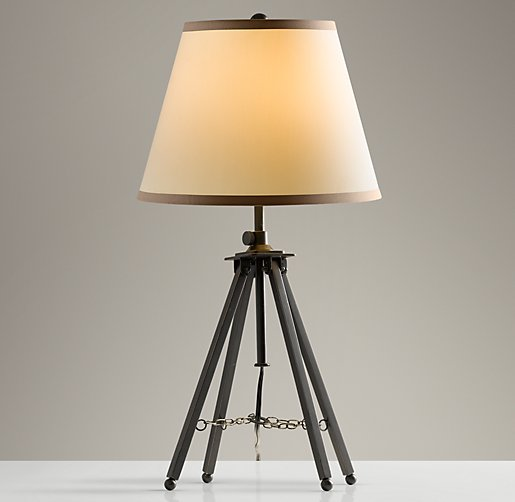 Evans Telescoping Table Lamp