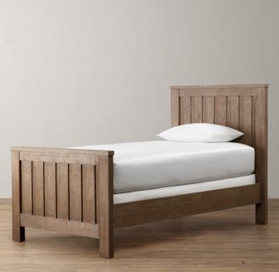 Restoration Hardware's Kenwood Bed