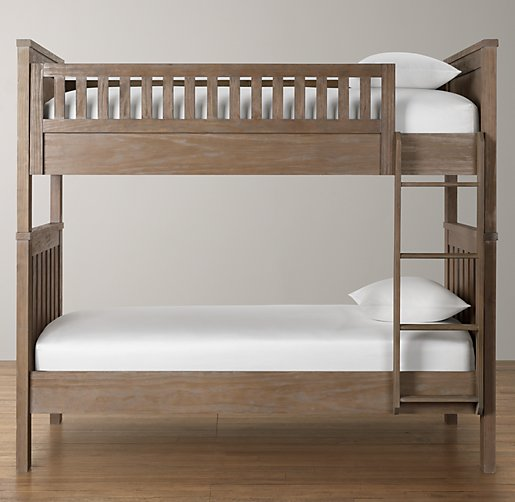 Kenwood Twin Bunk Bed