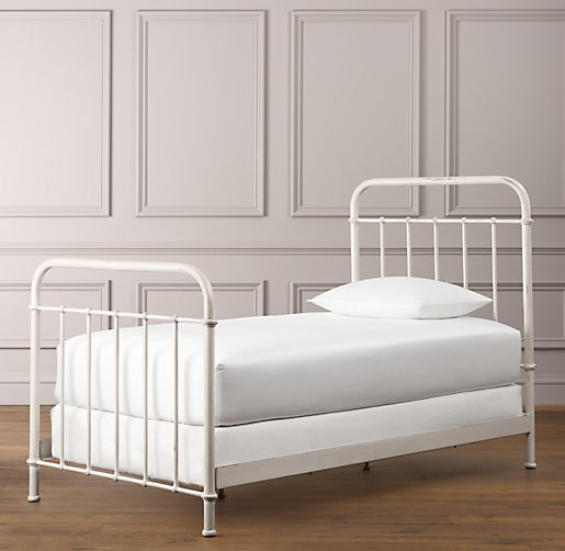 Millbrook Iron Bed