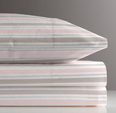 European Vintage Stripe Standard Pillowcase