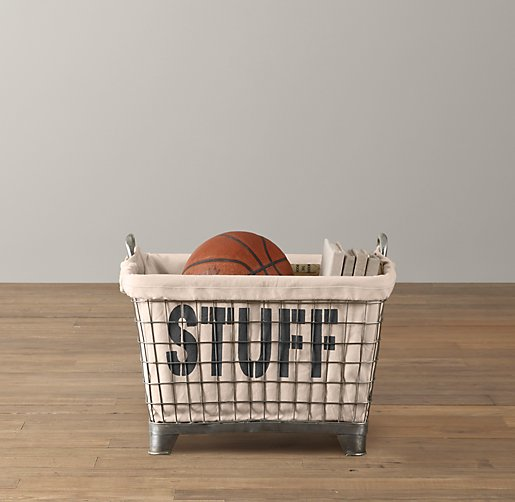 Industrial Basket & Stuff Liner