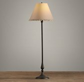 Candlestick Floor Lamp Iron