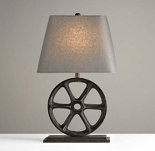 Gearworks Table Lamp