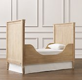 Emelia Panel Toddler Bed Conversion Kit