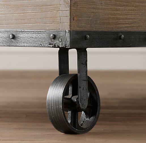 Industrial Cart Platform Bed