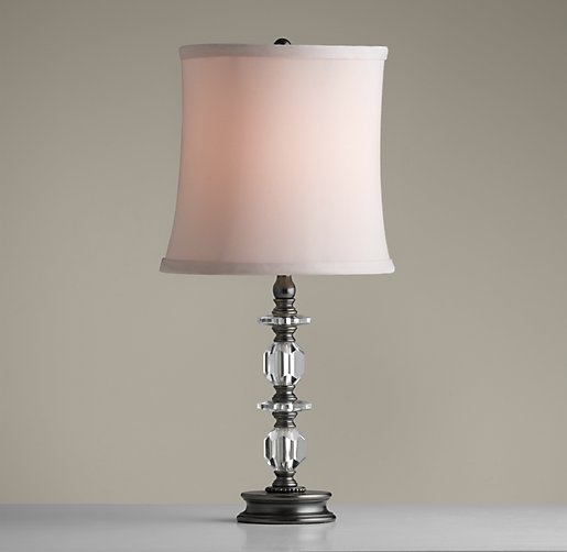 Noelle Table Lamp Chestnut