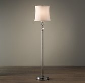 Noelle Floor Lamp Antique Pewter