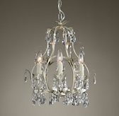 Vintage Vine 6-Arm Chandelier