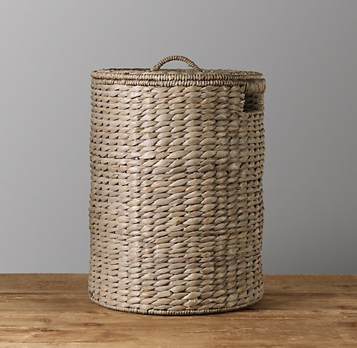 Seagrass Hamper - Ash