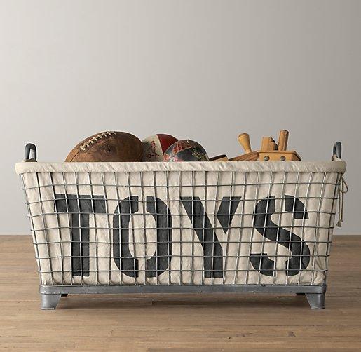 Industrial Basket & Toys Liner