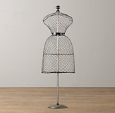 Wire Mesh Dress Form