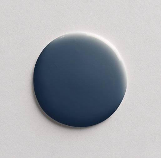 Eco-Friendly Interior Latex Paint - Navy