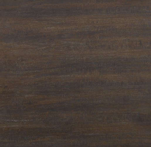 Wood Swatch - Antiqued Charcoal Brown