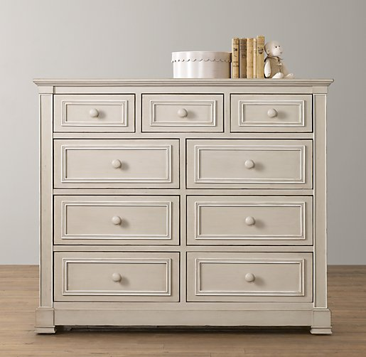 Somerset Large Dresser