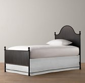 Provence Iron Bed