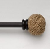 Jute Rope Finials & Rod