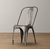 Vintage Steel Desk Chair