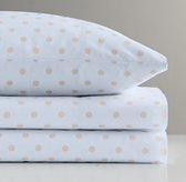 European Pin Dot Toddler Pillowcase