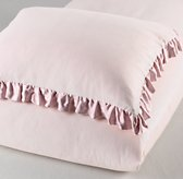 Washed Velvet Duvet Cover