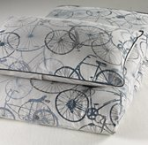 Vintage Bicycle Sham