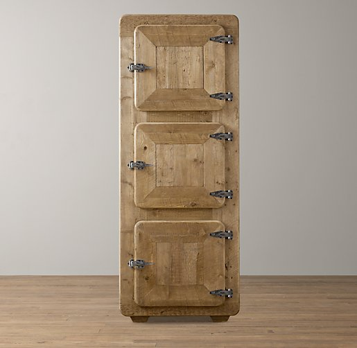Durant Locker Storage 3-Door Cabinet