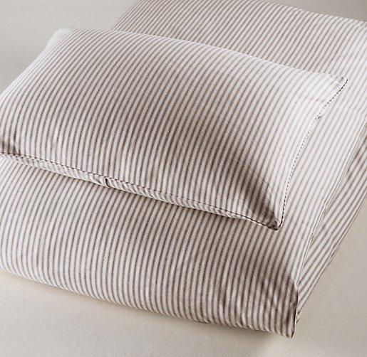 Henley Stripe Toddler Duvet Cover