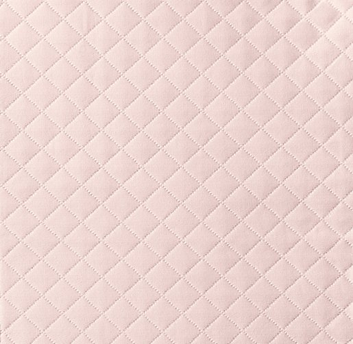 European Diamond Matelassé Bedding Swatch