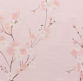 European Cherry Blossom Bedding Swatch