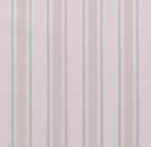 European Vintage Stripe Bedding Swatch