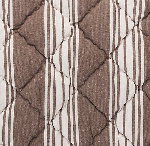 Awning Stripe Bedding Swatch